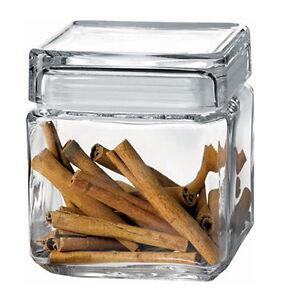 Bonboniere Glas Vorratsglas mit Deckel Bonbonglas Allzweckdose Keksdose Gläser