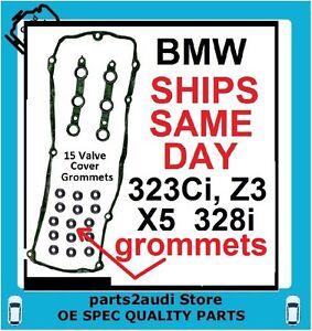VALVE COVER GASKET SET  FOR BMW E46,E39, E60, E83 ; 323,325,328,330,525,Z3,X5