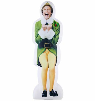 6 Ft Buddy the Elf Inflatable Christmas Outdoor Indoor Yard Decoration Airblown