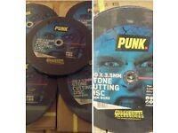25 Stone Cutting Discs