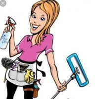 Reliable and Thorough Cleaner for Hire