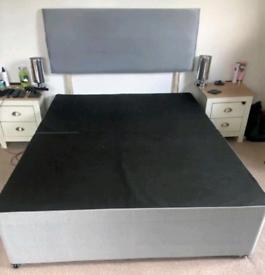Graceful Divan Beds+Headboard+Mattress & Storage Drawers Available
