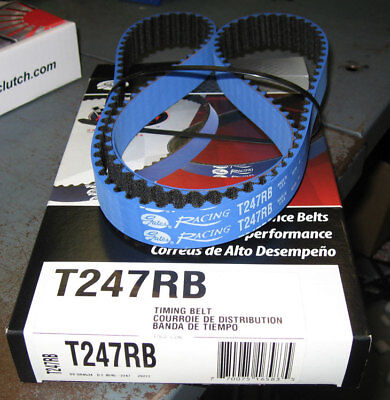 Gates Racing T247RB Timing Belt - B18C Integra GSR / Type-R / JDM B16B for sale  Baton Rouge