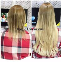 **CERTIFIED & EXPERIENCED** Hair Extensions Tech*