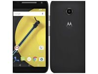 Motorola Moto E - 8GB - Black (Unlocked) Smartphone (2nd Gen.)