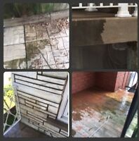 PRESSURE WASH CLEANING RESIDENTIAL COMMERCIAL AND INDUSTRIAL