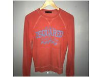 DSquared Jumper ( Small Medium)