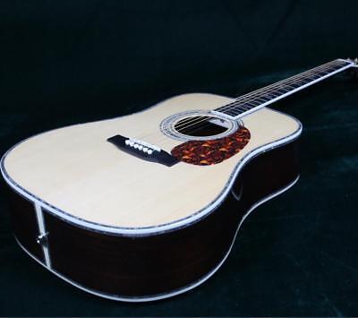 Starshine Electric Acoustic Guitar Solid Spruce Ebony Fingerboard Big Sale