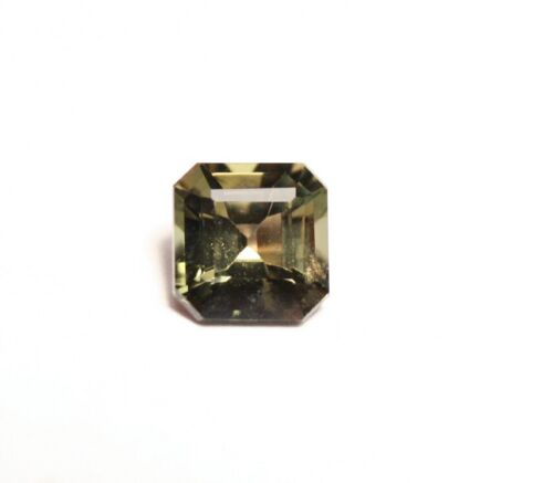 Kornerupine 0.87ct AAA Rare Natural Prismatine Fine Emerald Cut Gem Sri Lanka