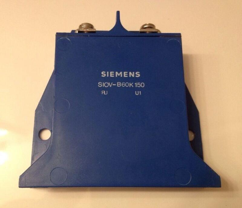 ?NEW? Siemens SIOV-B60K150 Block Metal Oxide Varistor