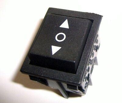 Dpdt 20 Amp Momentary Rocker Switch 6 Pin  Us Seller Shipper