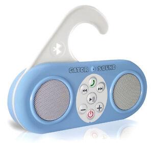Pyle Gator Sound Waterproof Bluetooth Shower Speaker
