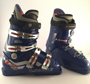 Youth ski boots -Size 25.5