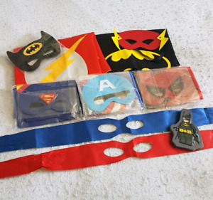 Superhero Items