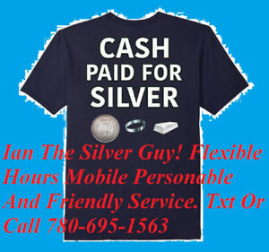 I PAY TOP$$ 4Coin-Silver, Bullion Rounds/ Bars & .925 Sterling