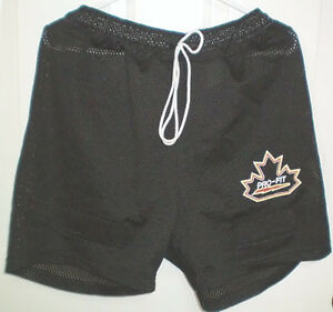 Pro-Fit Mens XL Hockey Jock Shorts