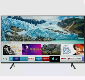 Samsung UE55RU7100 55 Inch 2160p 4K Ultra HD HDR Smart WiFi LED TV