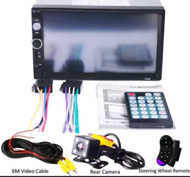 2Din Android touch screen car stereo 7inch