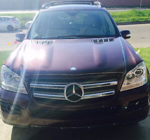 2007 Mercedes-Benz GL-Class 450 4MATIC SUV, Crossover