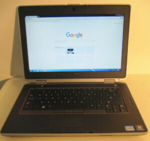 "Dell Latitude Laptop Core i7 (2.gen) -14"" HD NVIDIA Optimus"