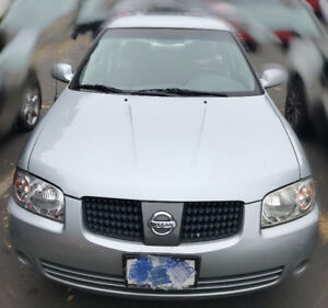2004 used Nissan Sentra in excellent condition for sale