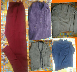 Garage sale of woolen wears