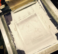 Silk Screen Printing Services