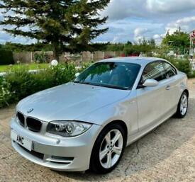 image for 2008 BMW 123D 2.0 DIESEL TWIN TURBO SE COUPE AUTOMATIC SILVER NEW TIMING CHAIN