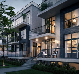 New elegant towns at Bayview/Finch - 1st access!