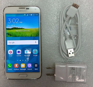 Excellent Condition Barely Used Samsung Galaxy S5 with case