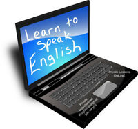 Learn to speak English online