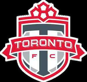 Toronto FC - All Games - Season Tickets - Section 107 Row 12