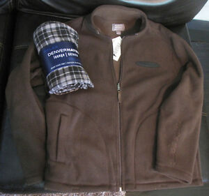 new with tags men's fleece pj pants and Roots sweater Cambridge Kitchener Area image 1