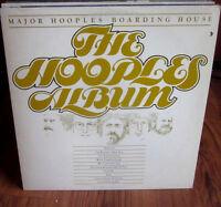 MAJOR HOOPLES BOARDING HOUSE Vinyl Record Album *RARE*