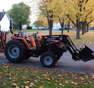 Tracteur 2002