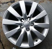 4 mags oem Audi, VW summer tires / summer tires 245-45-17