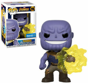 Infinity War Funko POP! Marvel Thanos Exc Vinyl Figure #296