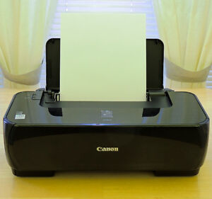 CANON PIXMA iP 1800 PHOTO PRINTER