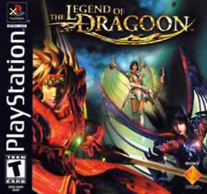 Wanted legend of dragoon