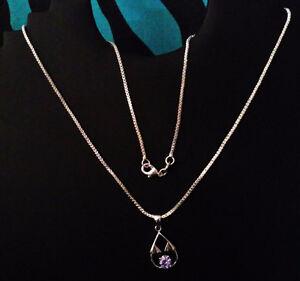 magnifiques colliers en argent 925 pour seulement 10 $ chacun
