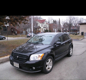 DODGE CALIBER *ETEST AND SAFETY*