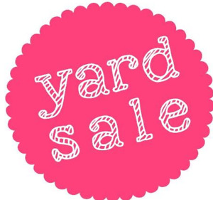 YARD SALE - 214 Montgomery  SUNDAY