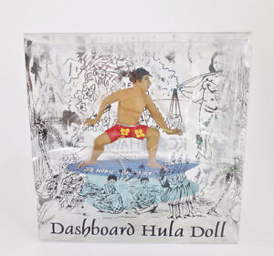 Dashboard Hula Doll for your Automobile