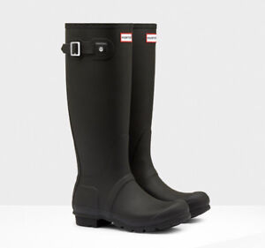 Hunter Boots -size 7