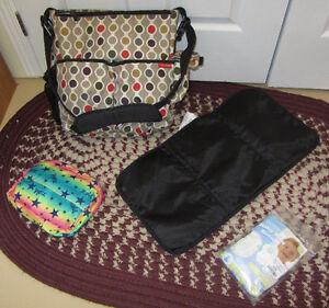 Skip Hop brand Diaper Bag