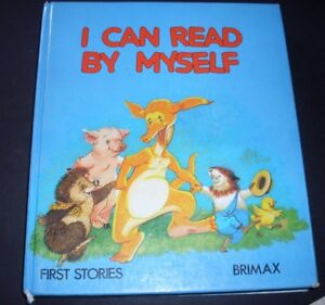 I can read by myself