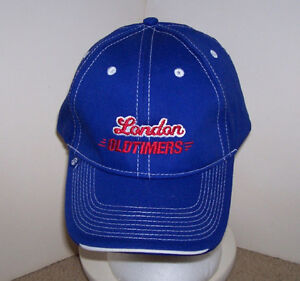London Old Timers Hockey Cap
