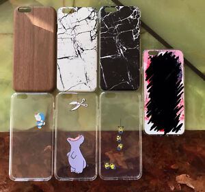 iPhone 6 Cases // screen protector // $5 ea. or 2 for $7