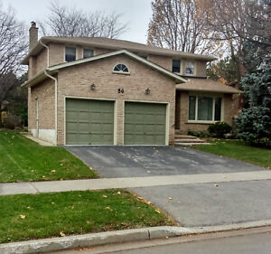 ##Cozy N CLEAN Basement Apartment FOR RENT in MARKHAM##