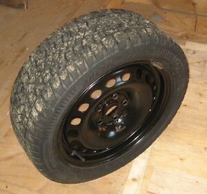 205 55 R16 Steel rims and Winter tires